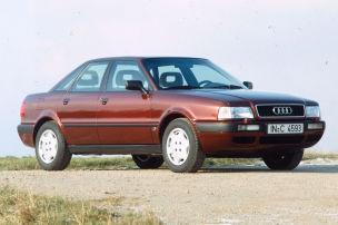 Was den letzten Audi 80 klassisch macht