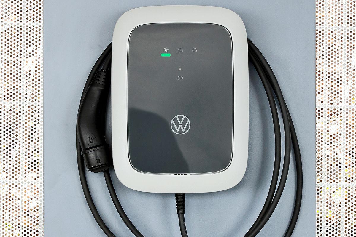 ADAC Wallboxen Test - Ladesäule VW