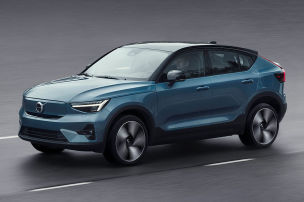 Volvos Elektro-SUV setzt auf Komfort