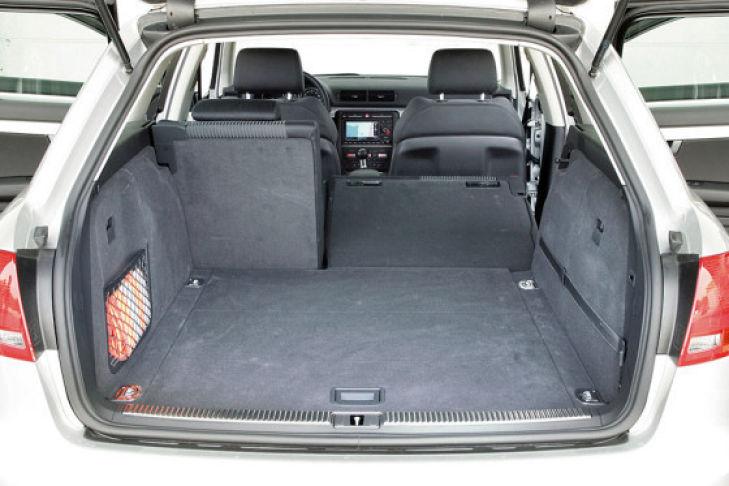 Ist Weniger Mehr Audi A4 Avant Gegen A3 Sportback Bilder