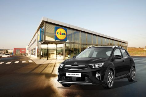 Auto Leasing bei Lidl