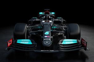 Mehr AMG f�r den F1 W12