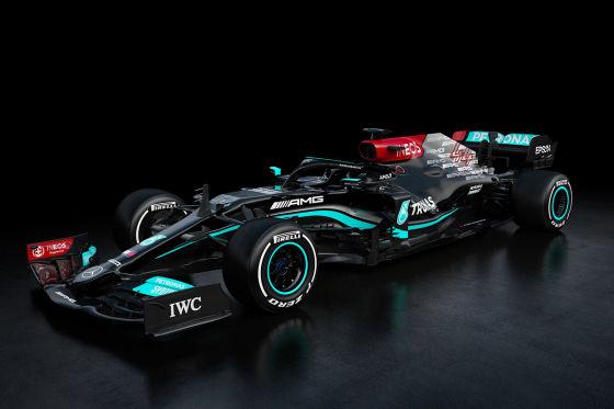 Mercedes zeigt mehr AMG auf dem W12