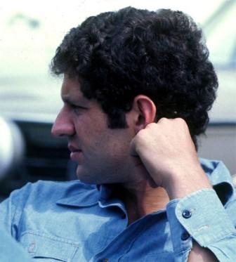 Jody Scheckter 1976 am Nürburgring