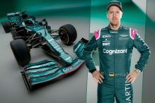Formel 1: Vettel, Aston Martin