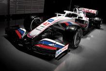 Formel 1: Mick Schumacher, Haas VF-21