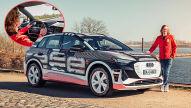Audi Q4 e-tron: Test