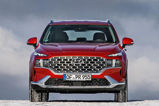Hyundai Santa Fe 1.6 T-GDI Hybrid