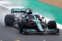 Formel 1: Vettel, Aston Martin AMR21