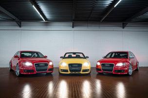 Welcher Audi RS 4 darf es sein?