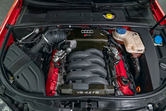 Audi RS 4 B7 Limosine