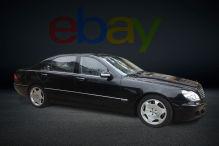 Mercedes S600 Lang - eBay Montage