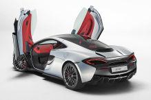 McLaren 570GT !!! SPERRFRIST 24. Februar 2016  14:00 Uhr !!!