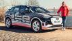 Erste Fahrt im Audi Q4 e-tron