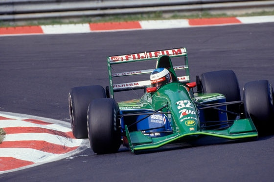 Micks Haas hat 400 PS mehr als Schumis Jordan