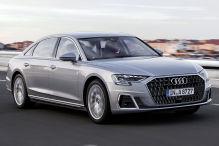 Frische-Kur für den Audi A8