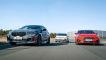 BMW 128ti, Ford Focus ST, VW Golf GTI