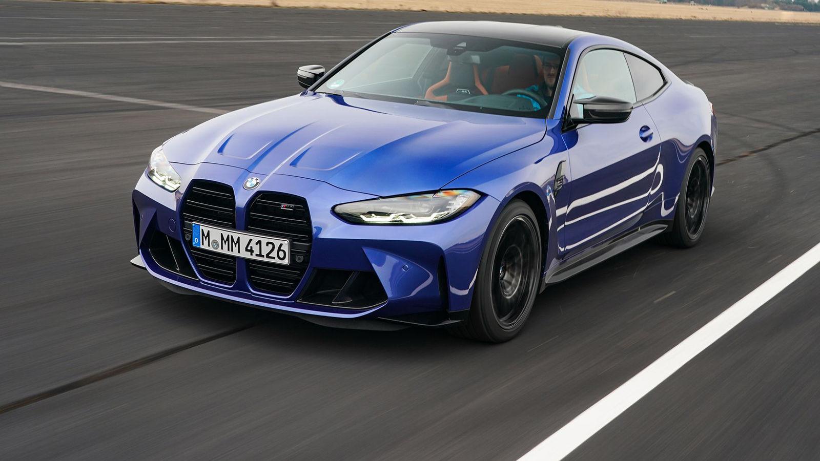 BMW M4 (2021): Test - Coupé - Rennstrecke - Leistung ...