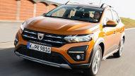 Dacia Sandero Stepway (2021): Test, Motor, Preis
