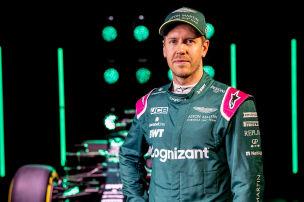 Vettel f�hrt im Team der Deutschen