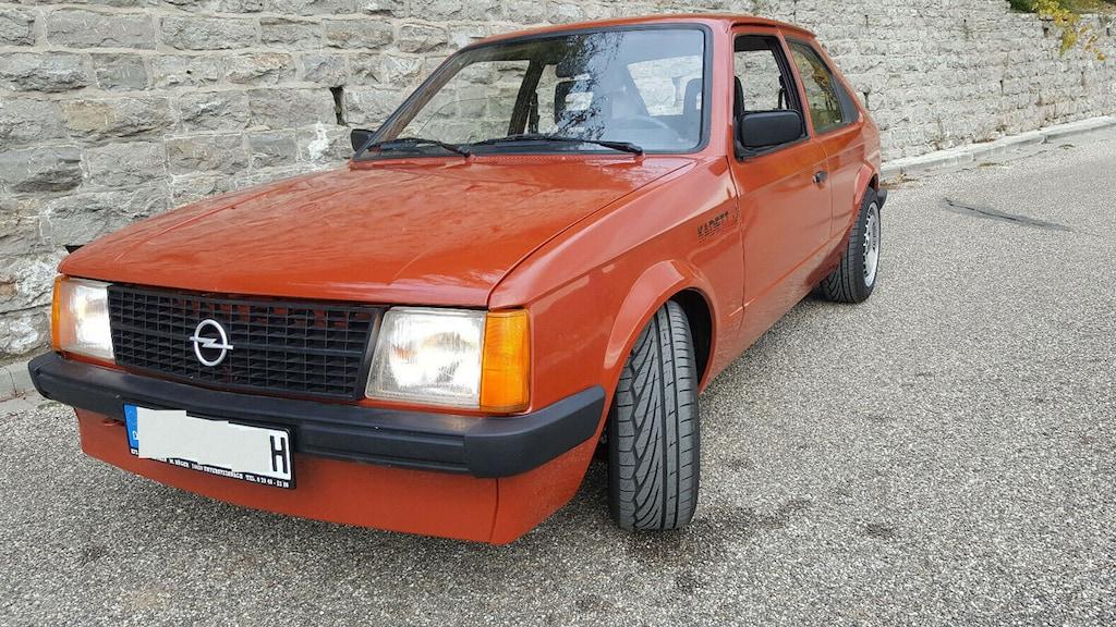 Opel-Klassiker für kleines Geld