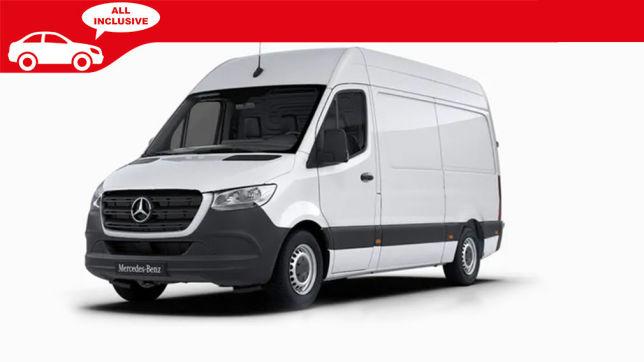 Mercedes Sprinter 314 CDI (2021): Auto-Abo