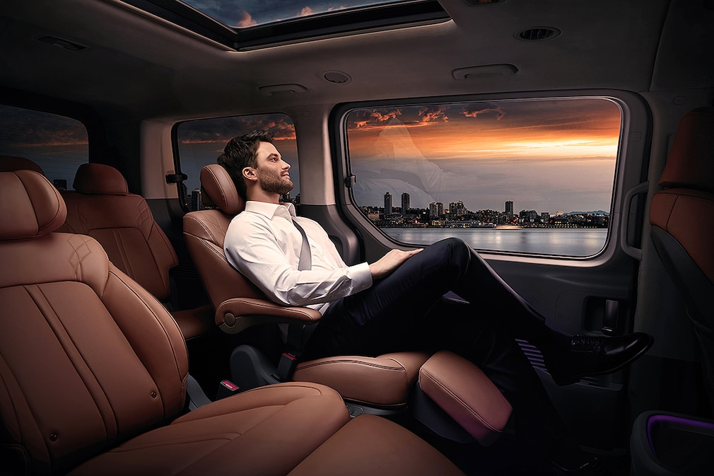 Hyundai Staria  !! SPERRFRIST 13.04.2021 2:40 Uhr !!