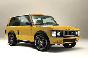 Range Rover Classic (2021): Chieftain Xtreme