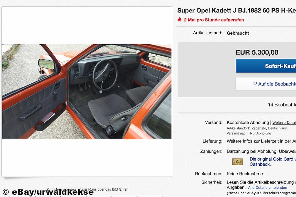 Super Opel Kadett J