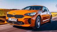 Kia Stinger GT Facelift (2021): Fahrbericht