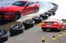 Sommerrreifen Test 2021       Ford Mustang