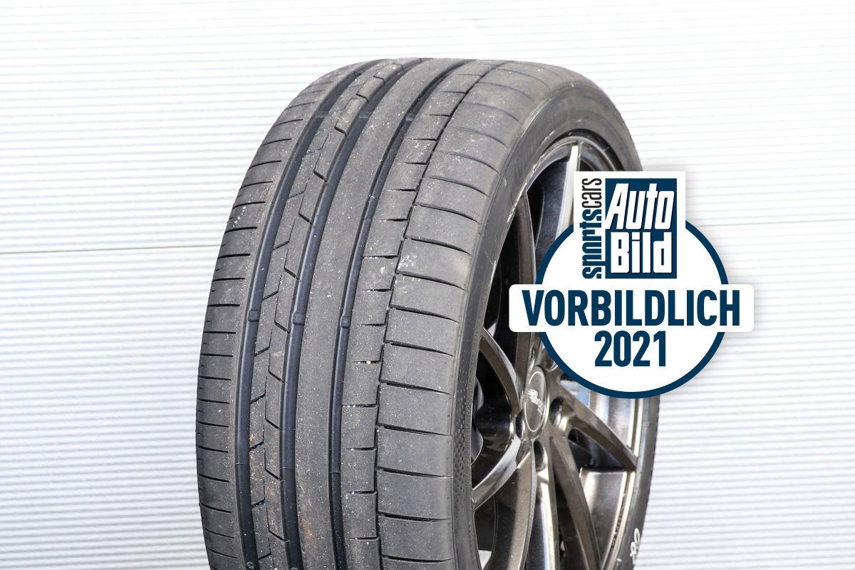 Sommerrreifen Test 2021       Continental SportContact 6     Vorbildlich 2021