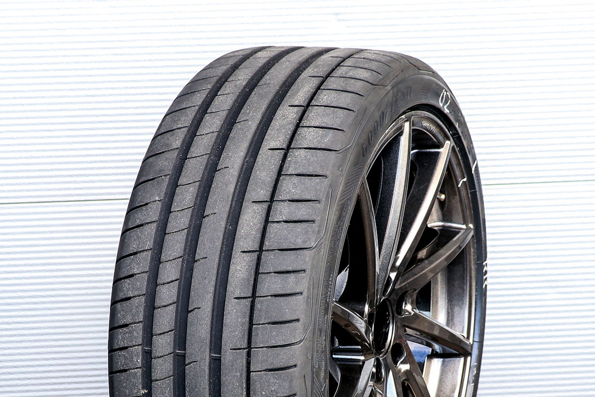 Sommerrreifen Test 2021       Goodyear Eagle F1 SuperSport