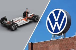 So will VW die Akku-Kosten halbieren