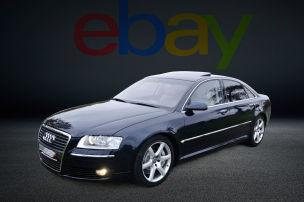 Getunter A8 mit 430 PS unter 16.000 Euro
