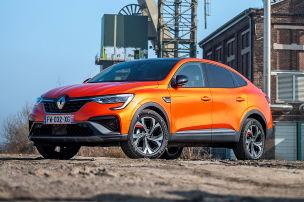 So f�hrt der neue Renault Arkana