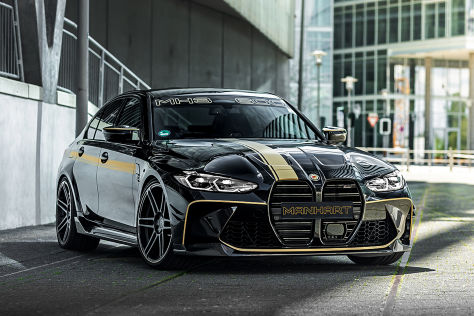 MANHART MH3 600 - Basis BMW G80 M3 Competition