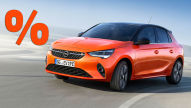 Opel Corsa-e (2021): Rabatt