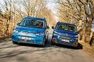 VW Caddy 2.0 TDI DSG        Citroen Berlingo BlueHDi 130 EAT8