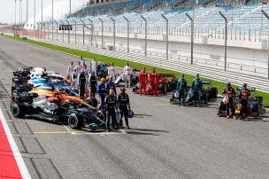 Formel 1 2021 erstmals mit Mini-Rennen