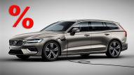 Rabatt: Volvo V60 Plug-in-Hybrid