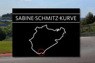 N�rburgring: Kurve f�r Sabine Schmitz
