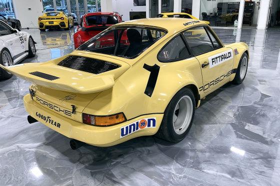1974 Porsche 911 RSR