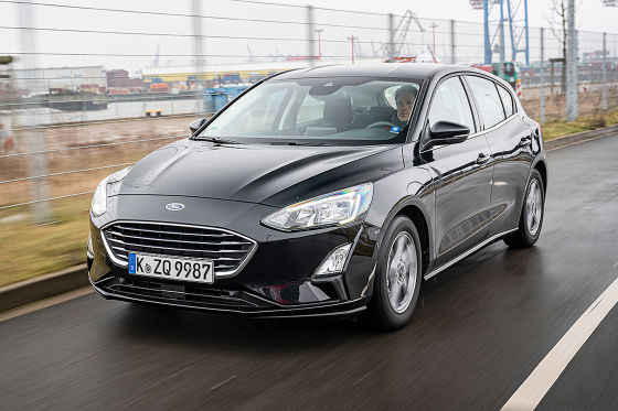 Ford Focus 1.0 Ecoboost MHEV