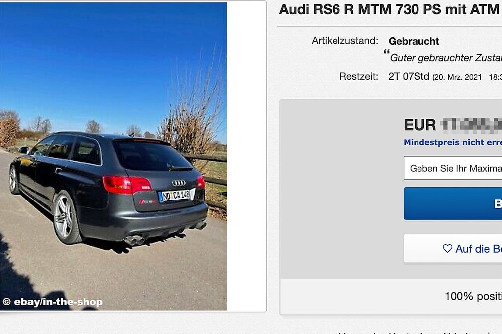 Auto Mit Austauschmotor Kaufen