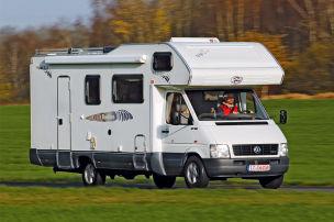 Due Erre Start 528: Wohnmobil-Test