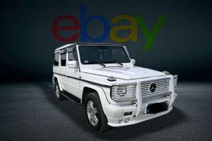 Mercedes 300 GE (W 463) bei eBay