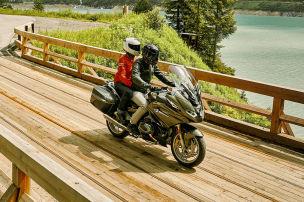 Motorrad: Sozius, Beifahrer, Tipps