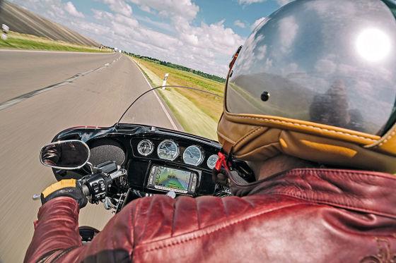 Harley E-Glide Ultra Limited