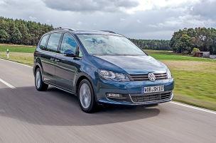 VW Sharan: Gebrauchtwagen-Check